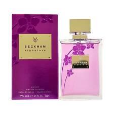 Signature by David Beckham 2.5 Oz 75 Ml Eau De Toilette Spray for Women