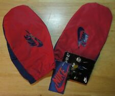 Vintage NIKE MOONSHINE Reflective Safety Gloves Mittens *NEW WITH TAGS*
