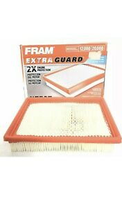 New Fram Extra Guard Air Filter 2x  Engine Protection Automotive Parts CA7597