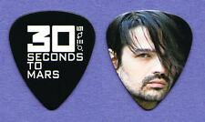 30 Thirty Seconds to Mars Tomo Miličević Promotional Guitar Pick - 30STM