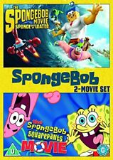 SpongeBob SquarePants: 2-Movie Collection [DVD] [2016][Region 2]