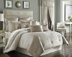 J. Queen New York Wilmington Alabaster One Euro Pillow Sham