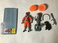 GI JOE ARAH Incinerators 1991 V.1 With Filecard And Accessories 99% Complete