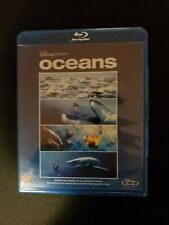 Disney, Oceans, Blu-ray +DVD, Lot G3.