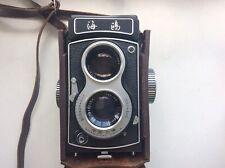 Seagull 6x6 Kamera sehr gut erhalten mit Ledertasche