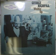 Country Sealed! Lp George Highfill Waitin' Up On Warner Bros.