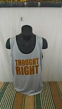 "Badger Sport ""Thought Right"" Basketball Reversible Jerzee Size L"