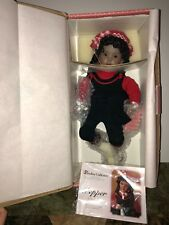 """Paradise Galleries Pepper """"Treasury Collection"""" Premiere Edition NIB"""