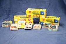 Vintage Flashbulbs M5, M3, AG1, Flash Cubes