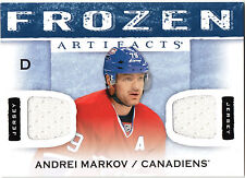Andrei Markov 14/15 UD Artifacts Frozen Artifacts #FA-AM