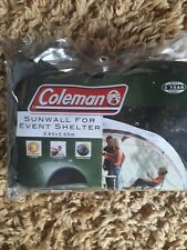 Coleman 13 x 13ft Instant Eaved Shelter