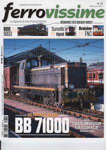 Ferrovissime The BB 71000, N° 75