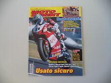 MOTOSPRINT 10/2006 KTM 990 ADVENTURE/DERBI GP1 125/250/MICHELIN PILOT POWER 2CT