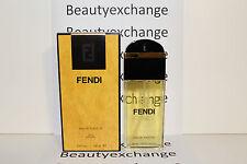 Original Formula Fendi Perfume Eau De Toilette Spray 3.4 oz Boxed