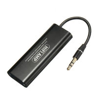 Portable 3.5mm HIFI Headphone Amplifier Stereo Earphone AMP For Mobile Phone
