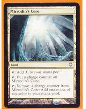 MTG Magic 4 x   MIRRODIN'S CORE   Darksteel Uncommon PLAY SET Land  Never played