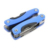 Outdoor Pocket Multi-function Survival Tool Folding Pliers Knife Screwdriver