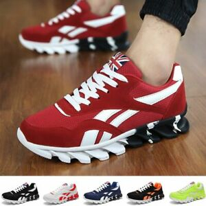 Men Sneakers Breathable Running Shoes Outdoor Sport Fashion Comfortable Casual