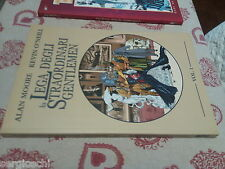 ALAN MOORE- O'NEILL-LA LEGA DEGLI STRAORDINARI GENTLEMEN vol 1-MAGIC PRESS-VL38