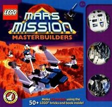 Mars Mission (Lego Masterbuilders)-ExLibrary