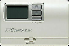 Coleman Mach AC 8330D3351 9-Series Multi-Zone Control Thermostat, White