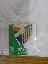 2005/2006 La Liga: Málaga CF - Enamel Pin Badge ['Ahihuang Elaboration' Chinese