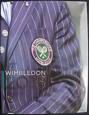 TENNIS WIMBLEDON ANNUAL (THE OFFICIAL) 2016. INCLUDES THE RESULTS OF ALL MATCHES
