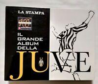 IL GRANDE ALBUM DELLA JUVE - LA STAMPA - JUVECENTUS