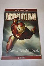 Iron Man Extremis 100% Marvel #34 Ellis Granov