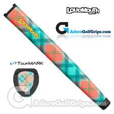 Tourmark Loudmouth semplicemente fantastica JUMBO PISTOLA Putter Grip-Pesca / VERDE + NASTRO