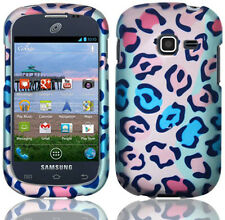 For Samsung Galaxy Discover S730G Rubberized HARD Case Phone Cover Cute Animal