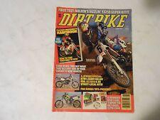 JUNE 1994 DIRT BIKE MAGAZINE,NOLEENS YAMAHA YZ250,4 STROKESKTM460,KAWA KLX650