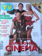 TV Sorrisi e Canzoni n°51 1996 Francesco Guccini Roberta Lanfranchi Prince [D37]