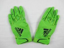 NEW adidas Seattle Seahawks - Men's Green 1 Pair Receiver Gloves (2XL)