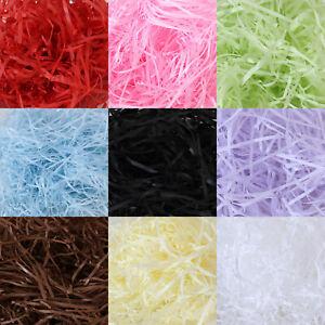 Luxury Shredded Paper - Hamper Basket Gift Box Tissue Present Shred Filler