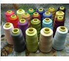 3000 Yards Overlocking Sewing Machine Polyester Thread Metre Cones