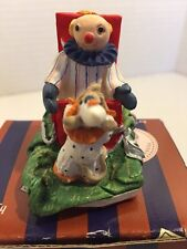 Penny Whistle Lane Jack In The Box With Mouse  From Enesco (4)
