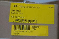ITHO 545-5102 LEITERPLATTE BASIC PCB S CVE/CVD ECO RFT PRINTPLAAT NEU