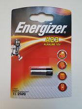 1x Pila Energizer 23A LRV08 MN21 V23GA LR23A 23 L1028 Bateria - 12V