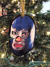 Lucha Handmade Wooden Ornament