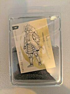 MiniCrate - Legend of the Five Rings AKODO TOTURI Miniature Model - New in Box