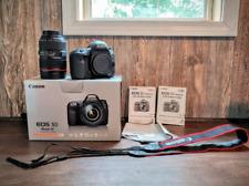 Canon EOS 5D Mark IV 30.4MP Digital SLR Camera Kit EF 24-105mm f/4L Lens