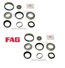 For Mercedes 68-91 FAG Wheel Bearing Kit REAR L+R x2 R107 W115 W116 W123 W126