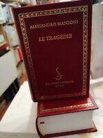 Alessandro Manzoni Tragedie A cura di G. Tellini Diamanti Salerno 1996