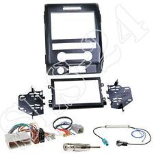 Ford f-150 ab09 double 2-din Autoradio Panneau ISO Câble adaptateur antenne kit de montage