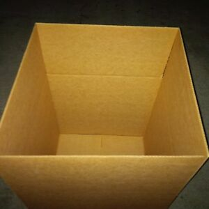 20x20x20 & 18x18x18 MOVING BOXES 20, NXT DAY CA DLVRY, SHIP / STORAGE Trboxtapes