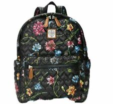 NWT Brighton Heart to Heart Kirby Floral Carry-on Backpack MSRP $325