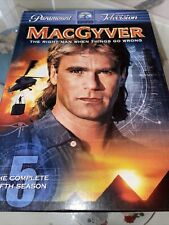 Macgyver: Complete Fifth Season - Dvd