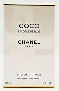 Chanel Coco Mademoiselle EDP 100ml / 3.4oz New Authentic & Fast Finescents!