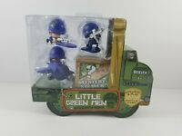 New Awesome Little Green Men 4 Starter Pack Series 1 Marksmen Squad Figures